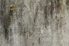 Den gamla asbestväggbakgrunden Arkivbilder