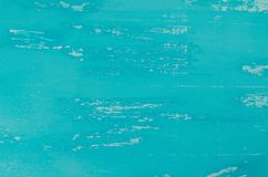 Den gamla blåa wood texturen med naturliga modeller royaltyfria bilder