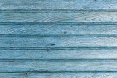 Den gamla bl?a wood texturen med naturliga modeller royaltyfri fotografi