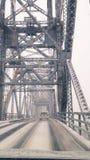 Den gamla Bristol Bridge arkivfoton