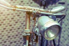 Den gamla cykeln Arkivfoton