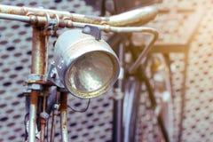 Den gamla cykeln Arkivbilder