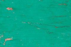 Den gamla gröna målarfärgen abstrakt tappning för bakgrundsillustrationvektor Royaltyfri Foto