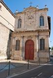 Den gamla kyrkan Royaltyfria Bilder