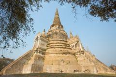 Den gamla pagoden Arkivfoto