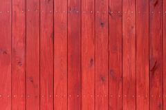 Den gamla röda wood texturen med naturliga modeller Arkivbilder