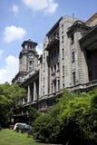 Den gamla Shanghai konstmuseet Royaltyfri Fotografi