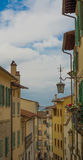 Den gamla staden av Arezzo Royaltyfria Foton
