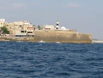 Den gamla staden av tunnlandet, Israel Fotografering för Bildbyråer