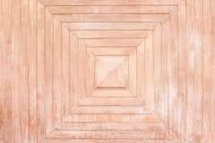 Den gamla träfyrkanten överlappar abstrakt begrepp för textur för många lagerväggmodeller för bakgrund royaltyfria foton