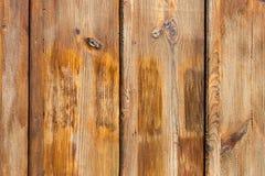 Den gamla wood texturen med naturliga modeller Royaltyfria Bilder