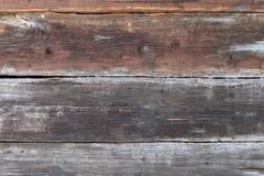 Den gamla wood texturen med naturliga modeller royaltyfria foton