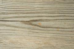 Den gamla wood texturen med naturliga modeller med sprucken färg, bakgrund arkivbilder