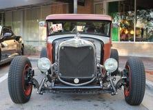 Gammal Ford bil Arkivbild