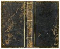 den gammala boken öppnar Royaltyfria Bilder
