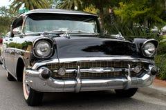 Den gammala Chevrolet bilen Arkivfoton