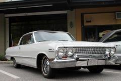 Den gammala Chevrolet bilen Arkivbild