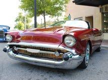 Gammal Chevrolet bil Royaltyfri Fotografi