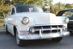 Gammal Chevrolet bil Royaltyfri Bild