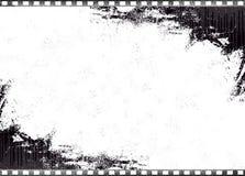 den gammala filmen single Fotografering för Bildbyråer
