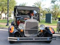 Gammal Ford bil Royaltyfri Fotografi