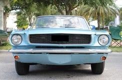 Gammal Ford Mustangbil Arkivfoton