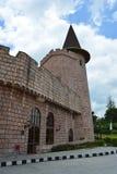 Den gammala forten står hög Royaltyfria Bilder