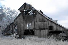 Den gammala ladugården Royaltyfri Bild