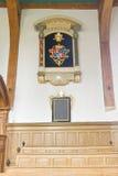 Den gammala panelen som minns (rich) avled Royaltyfri Fotografi
