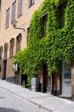 Den gammala townen i Stockholm, Sverige Fotografering för Bildbyråer