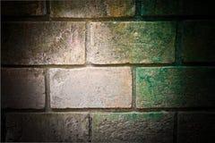 Den gammala väggen texturerar Arkivfoton