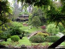 In den Garten Lizenzfreie Stockfotografie