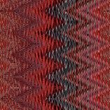 Den geometriska prydnaden, kan vara bakgrunden för gobeläng Arkivbild
