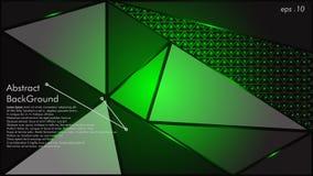 Den geometriska vektorn för texturabstrakt begreppbakgrund kan användas i räkningsdesignen, bokdesignen, websitebakgrund, banret, vektor illustrationer