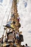 Den Gigli festmåltiden Royaltyfria Bilder