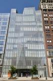 Den glass fasaden Arkivbilder