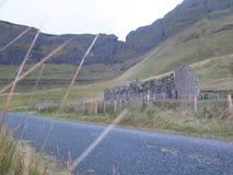 Den Gleniff hästskon, Sligo, Irland Arkivbild