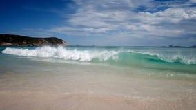 Den gnälliga stranden Royaltyfri Foto