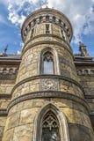 Den gotiska stilen Arkivbild