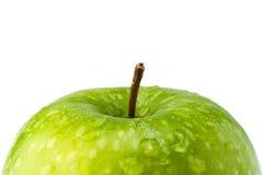 Gröna Apple Arkivfoto