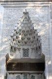 Den gröna moskén på Bursa Fotografering för Bildbyråer