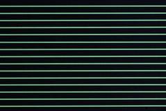 Den gröna parallellen fodrar för bakgrund Arkivbilder