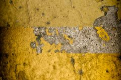 Den Grunge knäckte betongväggen, vaggar textur, stenbakgrund arkivbild