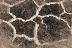 Den Grungy texturerade bakgrunden för smutscement vägg Royaltyfria Bilder
