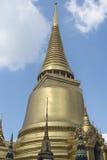 Den guld- Klocka templet Royaltyfria Bilder