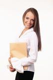 Affärskvinna Arkivfoton