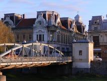 Den härliga arkitekturen av min stad Royaltyfria Bilder