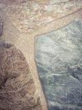 Den härliga closeupen texturerar abstrakt modern bakgrund för tegelplattagolvet royaltyfri fotografi