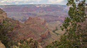 Den härliga Grand Canyon Royaltyfria Foton