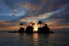 Boracay Royaltyfria Bilder